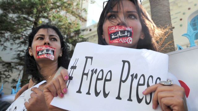 Arab Spring and press freedom