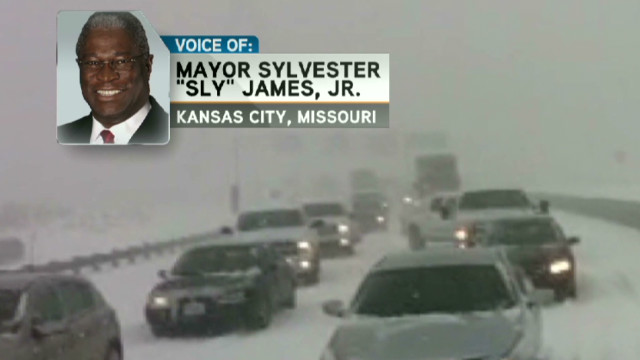 KC Mayor: City recovering after snow