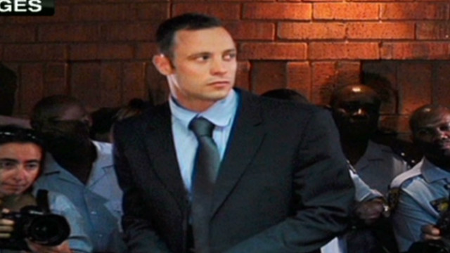 Oscar Pistorius granted bail