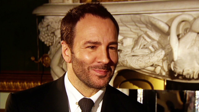 Tom Ford: I want to be number one