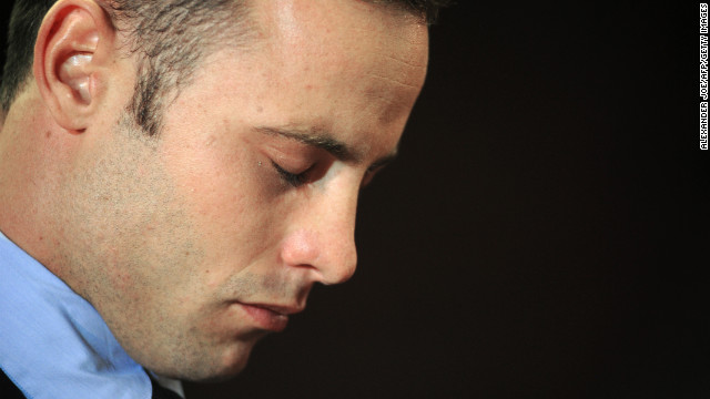 Exclusive: The anguish of Oscar Pistorius