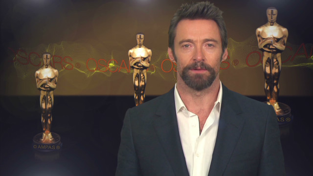 Hugh Jackman on his Oscar nomination