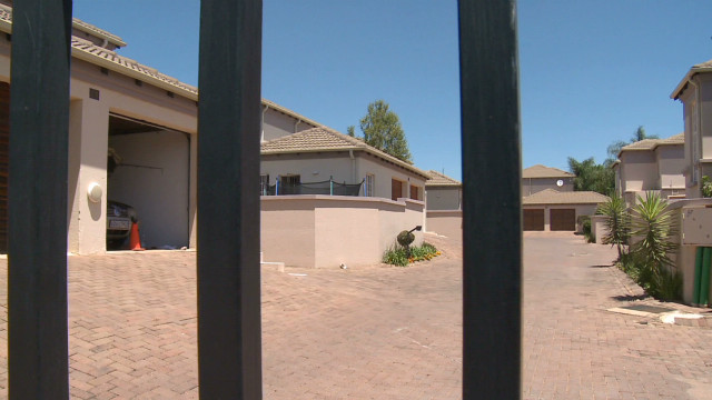 Gated community not enough in S. Africa