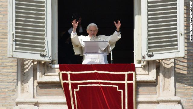 Rumors swirl around pope's resignation