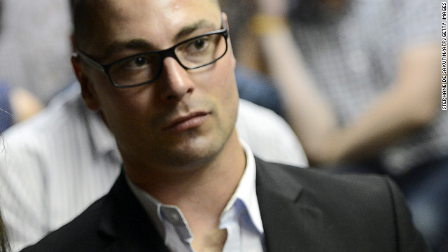 Pistorius' brother faces his own charges