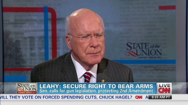 Sen. Leahy on immigration reform