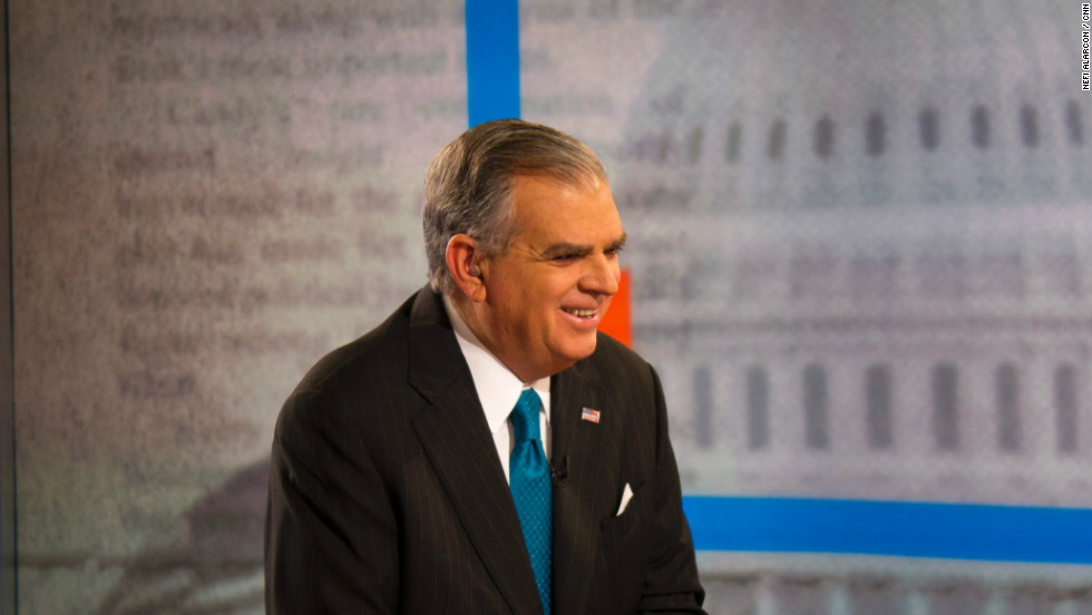 Sec. Ray LaHood on CNN's State of the Union with Candy Crowley