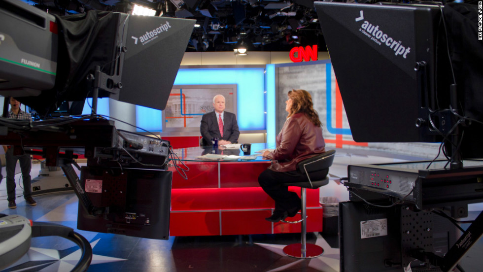Sen. John McCain on CNN's State of the Union with Candy Crowley