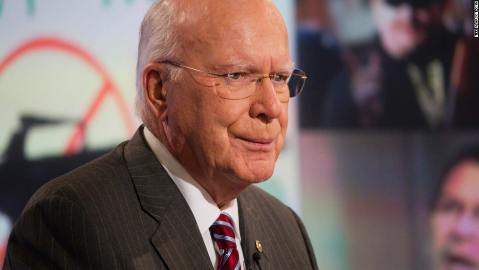 Sen. Patrick Leahy on CNN's State of the Union