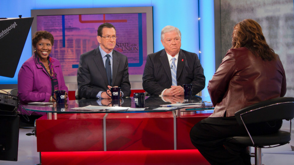 State of the Union panel with CNN's Candy Crowley