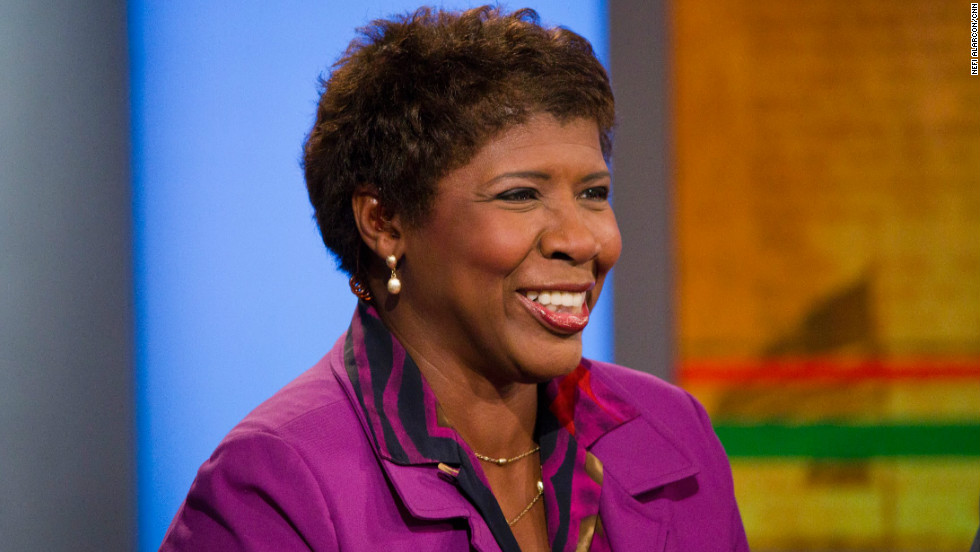 PBS' Gwen Ifill on CNN's State of the Union with Candy Crowley