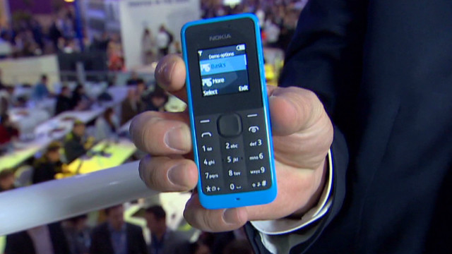Nokia's super cheap mobile phone