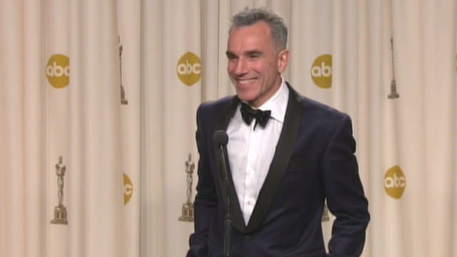 Daniel Day-Lewis: The beard was real