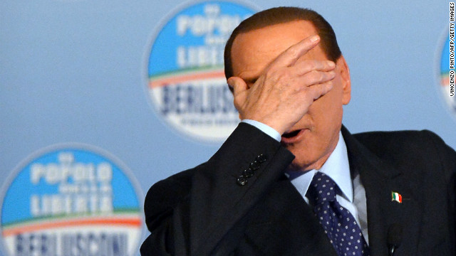 Former Prime Minister Silvio Berlusconi's sentence for tax evasion has been upheld.