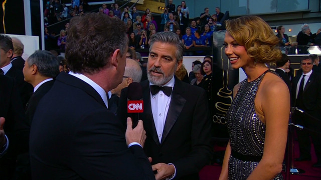 Clooney:  Good to have fall back jobs
