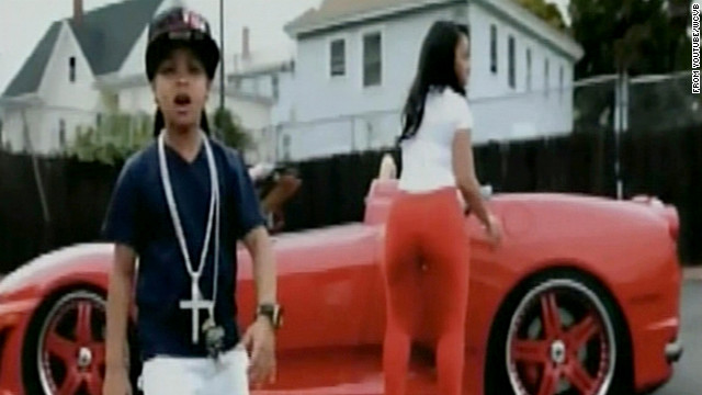 Pint-sized rapper prompts state probe