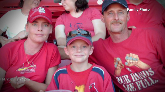 Dad vows to stop bullying after son dies