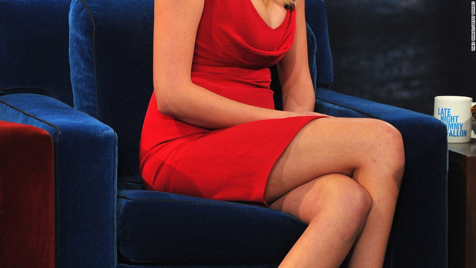 "Kate Upton visits ""Late Night With Jimmy Fallon"" in NYC."