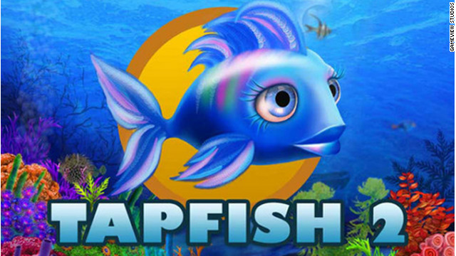 Kids playing TapFish, a virtual aquarium game, racked up hundreds in unexpected bills, parents claimed.