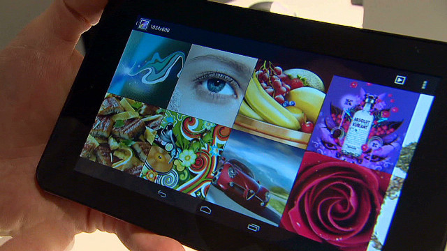 Tablet throwdown: HP, Sony and Samsung
