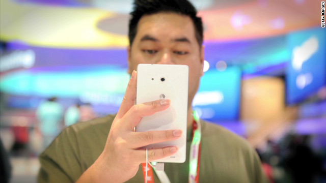 Rise of Chinese smartphones