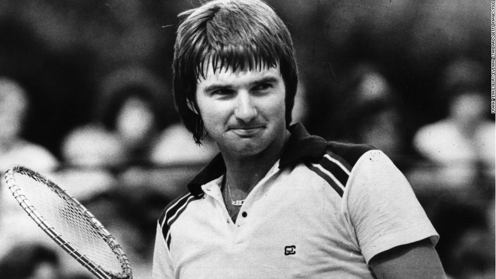 Jimmy Connors led the way for the U.S. in the 1970s, winning five of the 12 grand slams captured by American men that decade.