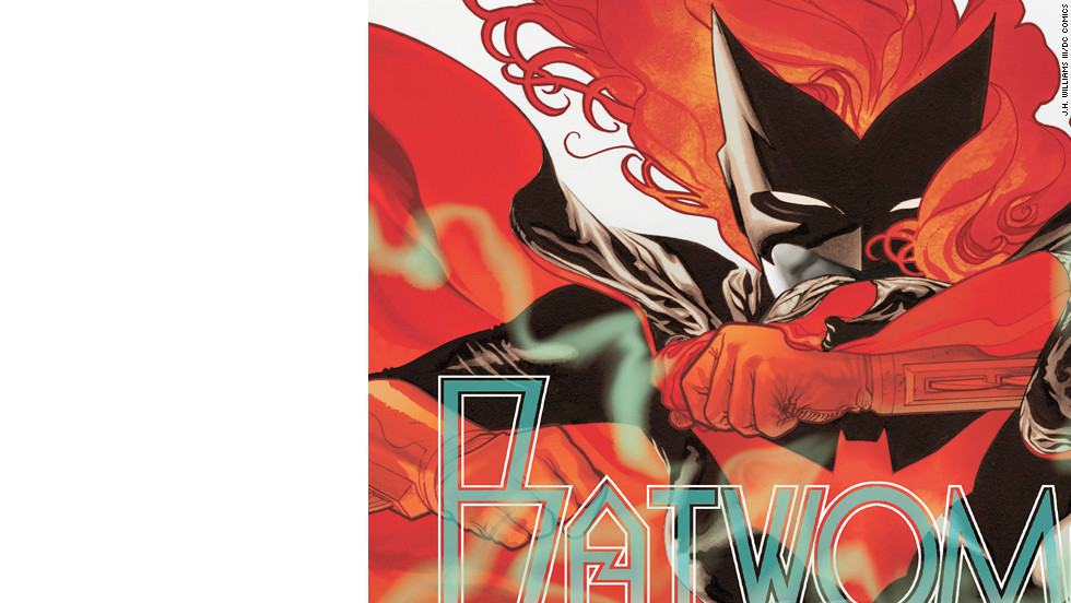 "Batwoman's homosexuality was revealed <a href=""http://www.cnn.com/2006/SHOWBIZ/books/06/02/batwoman.reax/index.html"">in 2006.</a> With same-sex marriage in the news, the most recent issue of ""Batwoman"" saw the superhero get engaged (with little fanfare from DC Comics surrounding the event, though it received <a href=""http://www.huffingtonpost.com/2013/02/20/batwoman-gay-marriage-proposal-girlfriend-photo_n_2724732.html"" target=""_blank"">a lot of attention</a> just the same)."