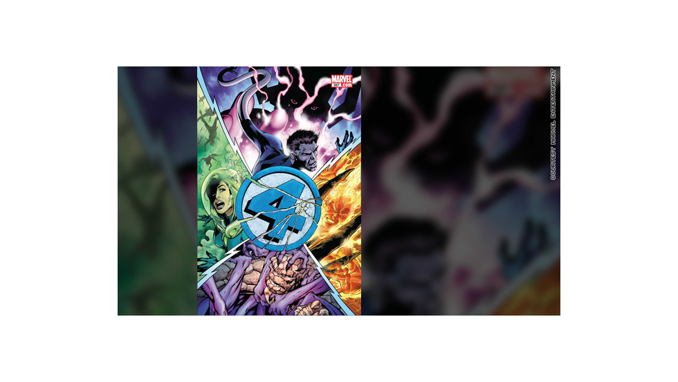 "In a much-hyped issue of ""Fantastic Four,"" the Human Torch <a href=""http://www.cnn.com/2010/SHOWBIZ/12/22/ff/index.html"">sacrificed his life</a>. The ""FF"" or Future Foundation began, and Spider-Man briefly joined the team before Johnny Storm was brought back to life after a year."