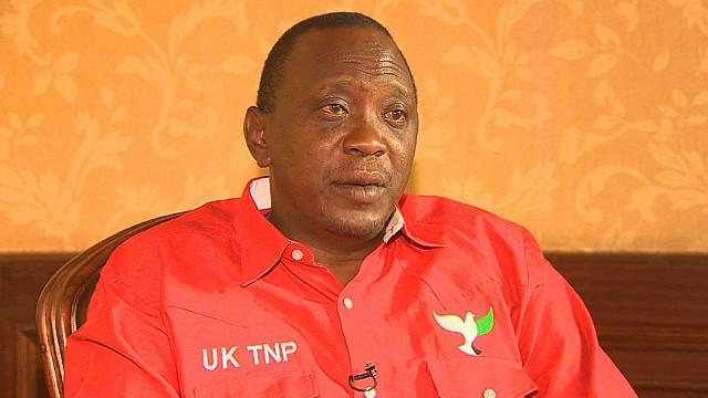 Exclusive: Uhuru Kenyatta talks to CNN
