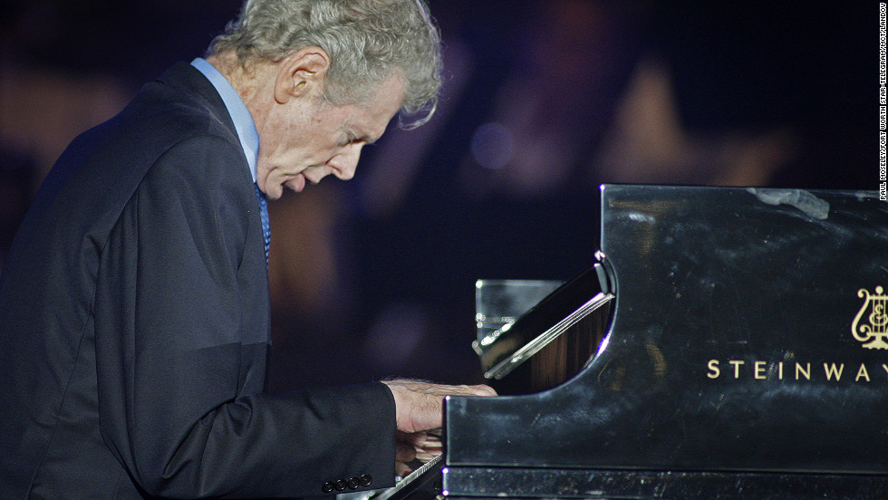 "<a href=""http://www.cnn.com/2013/02/27/showbiz/van-cliburn-obit/index.html"">Van Cliburn</a>, the legendary pianist honored with a New York ticker-tape parade for winning a major Moscow competition in 1958, died on February 27 after a battle with bone cancer, his publicist said. He was 78."