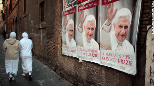Pope's final day: Global reaction