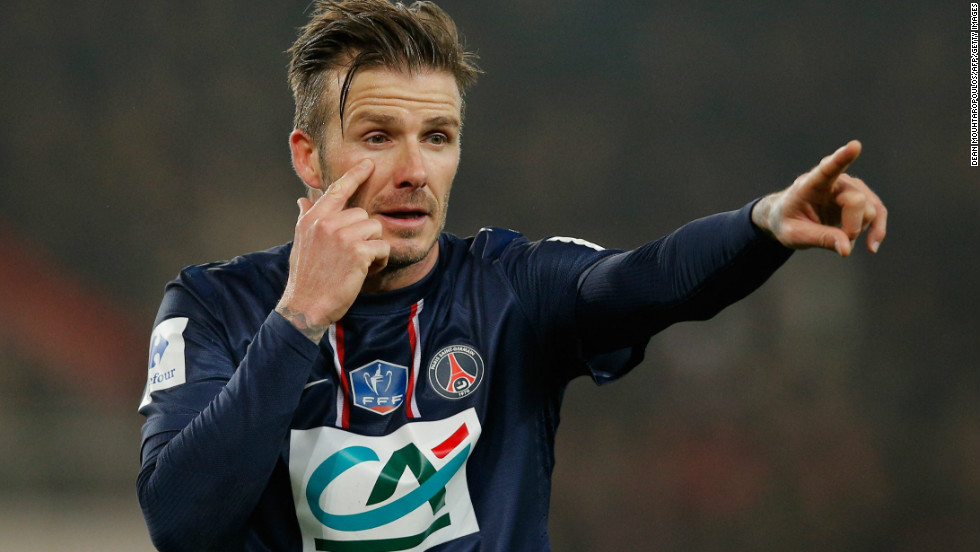 David Beckham made an immediate impact at Paris Saint-Germain, with victories in his first two appearances against French rivals Marseille.