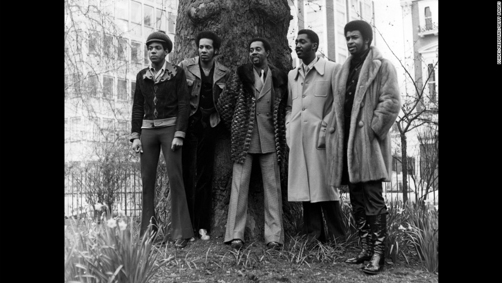 "<a href=""http://www.cnn.com/2013/02/27/showbiz/temptations-singer-dead/index.html"" target=""_blank"">Richard Street</a>, former member of the Temptations, died at age 70 on February 27. Street, second from the left, poses for a portrait with fellow members of the Temptations circa 1973."