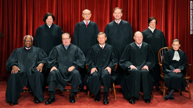 Supreme Court strikes down part of DOMA