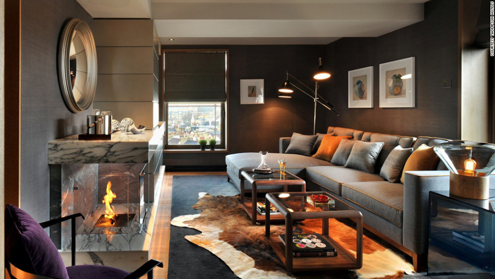 Thompson Hotels transplanted New York cool to London when it launched the modern, 85-room Belgraves in February 2012 in London's ritzy Belgravia neighborhood.