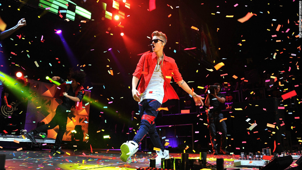 "Bieber turned 19 on March 1. He won't be able to claim the ""teen"" in his pop star title for much longer."