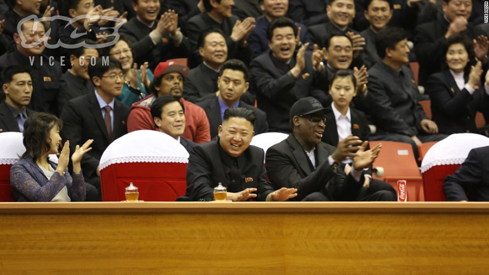 Pyongyang releases United States student as Rodman kicks off non-official visit