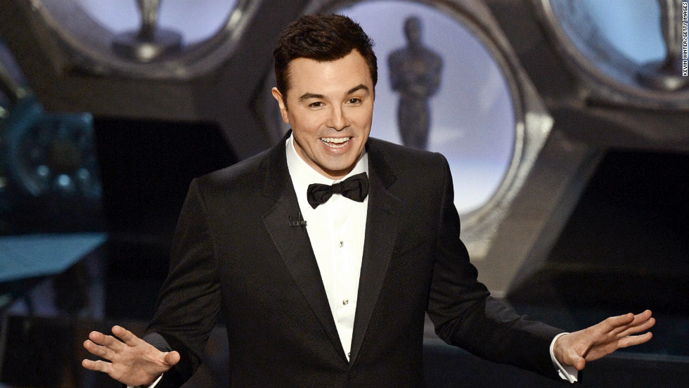 Seth MacFarlane managed to outrage just about everyone as host of the Academy Awards. He was accused of being sexist, anti-Semitic, homophobic and a racist.