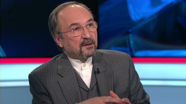 Iran's UN ambassador on nuke talks