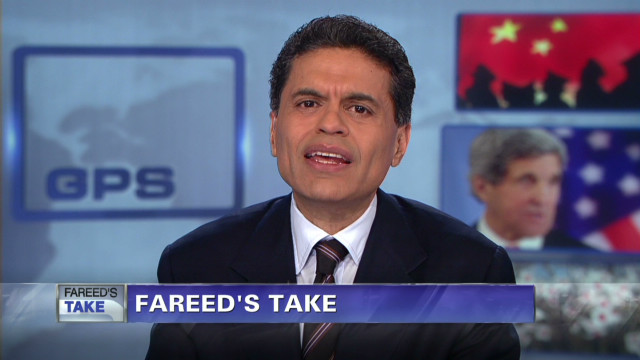 Fareed's Take: Kerry should go to Asia