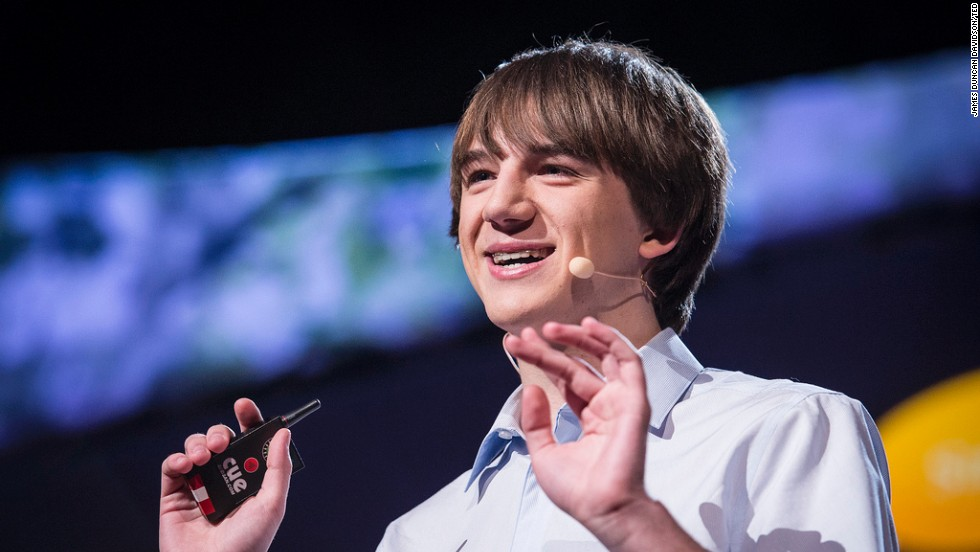 Jack Andraka's low-cost test for deadly forms of cancer won him the Intel Science Fair's top prize.