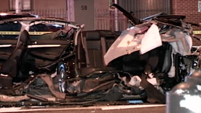 Crash kills expectant parents, baby lives