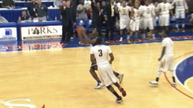 high school buzzer beater