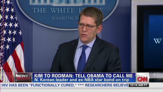Rodman: Diplomat or naive?