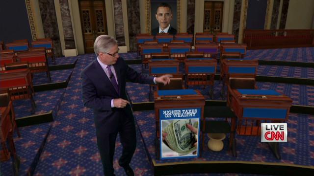 Change in Senate