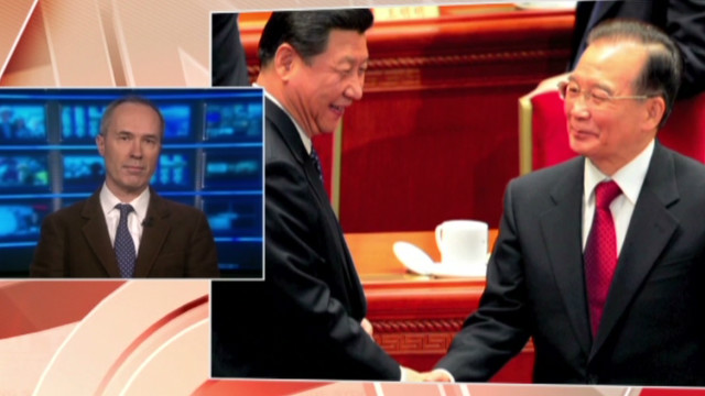 Author: Groundhog Day for China's Xi
