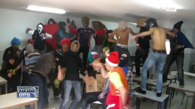 GPS Last Look: Harlem Shaking in Protest