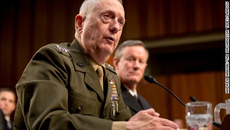 Inside the mind of 'Mad Dog' Mattis