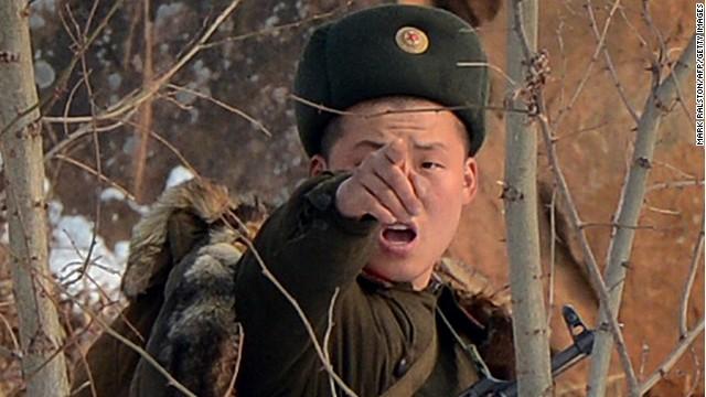 North Korea ready for war?