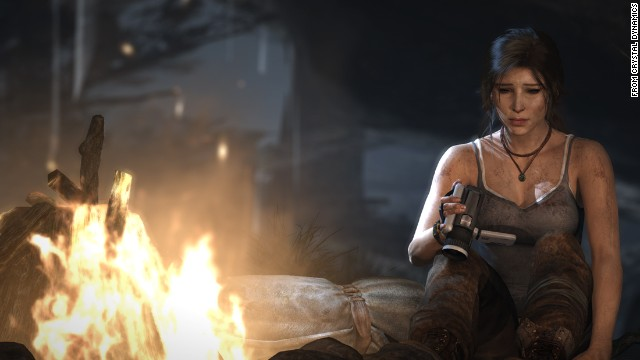 "In the new ""Tomb Raider,"" players visit Lara Croft's past to find out what made her an archaeological adventurer."